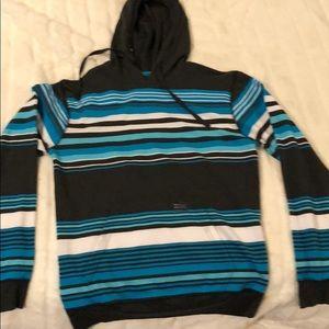 Billabong men's light weight hoodie